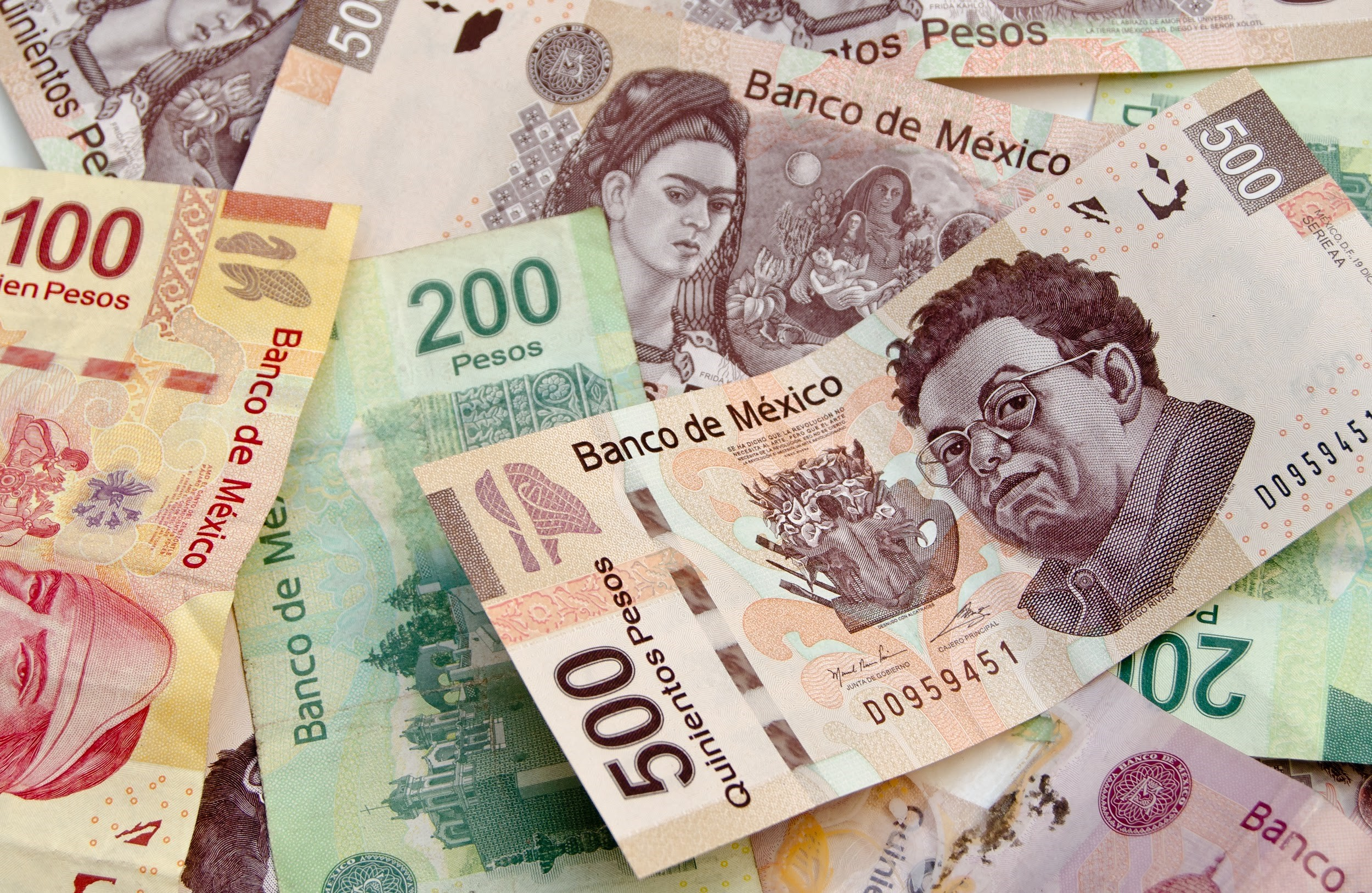 do you need to convert your dollars to pesos